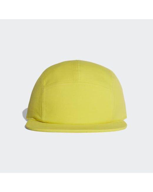 70642e2e946 Lyst - adidas Kaval Cap in Yellow - Save 4%