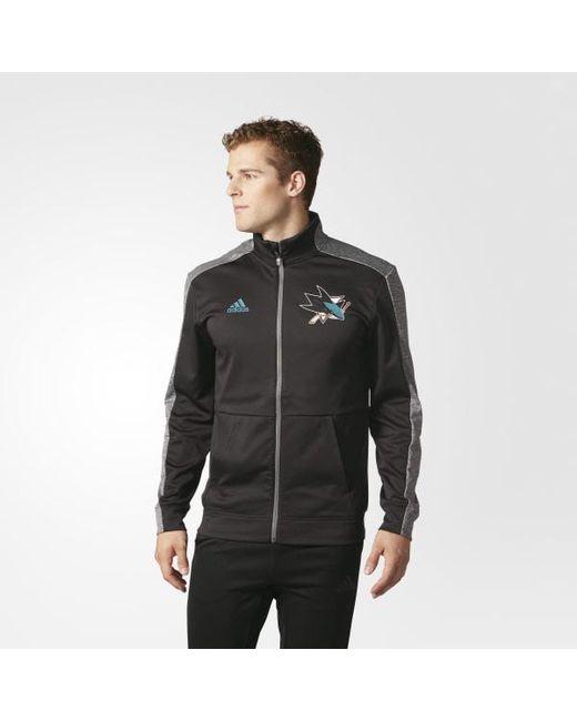 Adidas - Multicolor Sharks Track Jacket for Men - Lyst