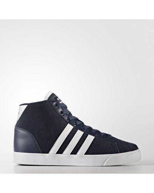 96214456459 Adidas - Blue Cloudfoam Daily Qt Mid Shoes for Men - Lyst ...
