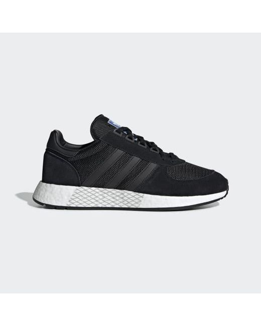 Adidas - Black Marathon Tech Shoes - Lyst ... 4626cda4f44d