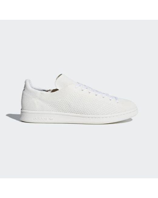 687c1f09892 Adidas - White Pharrell Williams Hu Holi Stan Smith Bc Shoes for Men - Lyst  ...