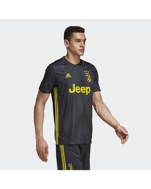 046c28f36bd ... Adidas - Gray Juventus Third Jersey for Men - Lyst ...