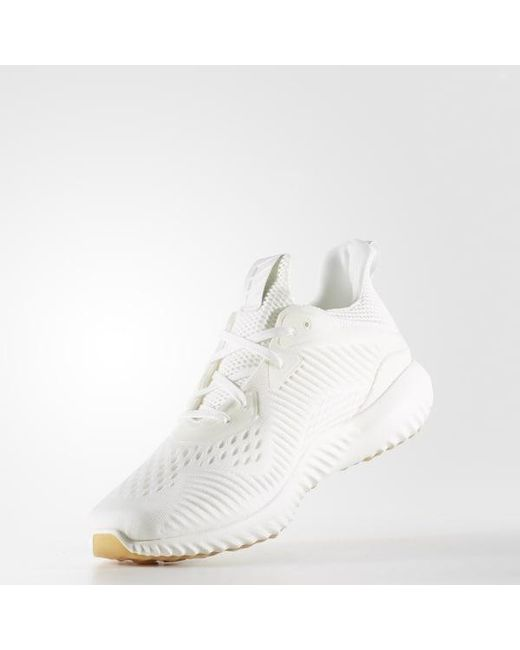 a26252973 ... Adidas - White Alphabounce Em Undye Shoes for Men - Lyst ...