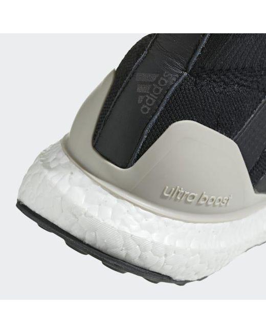 newest 89dee d184e ... Adidas - Black A 16+ Ultraboost Shoes for Men - Lyst ...