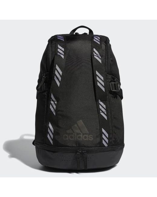 f72a7bcac53d Adidas - Black Creator 365 Backpack for Men - Lyst ...