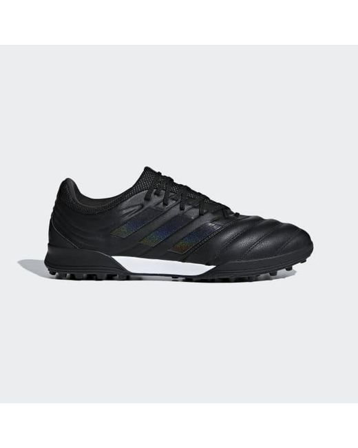 b36f9b9a5ef2 Adidas - Black Copa 19.3 Turf Shoes - Lyst ...