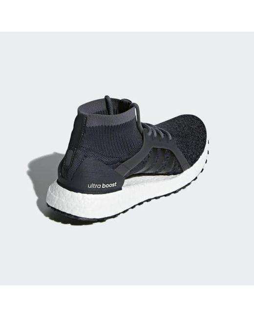 6b69d464fdffb ... Adidas - Gray Ultraboost X All Terrain Shoes for Men - Lyst ...