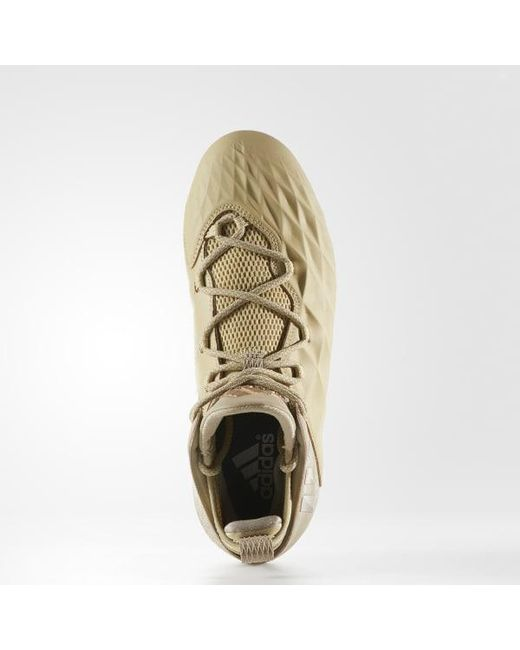 newest bb7b3 729cc ... Adidas - Natural Freak Lax Mid Cleats for Men - Lyst ...