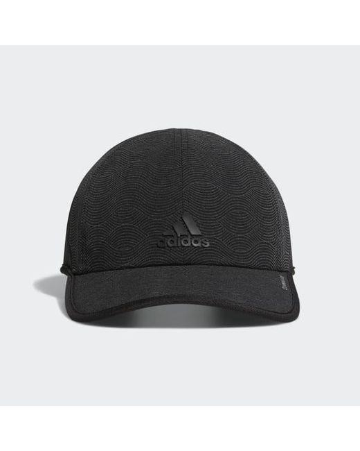 ab646de8733 Lyst - Adidas Superlite Pro Hat in Black - Save 11.538461538461533%
