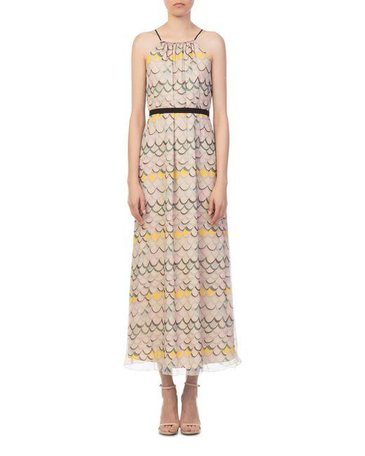 M Missoni - Multicolor Champagne Dress - Lyst
