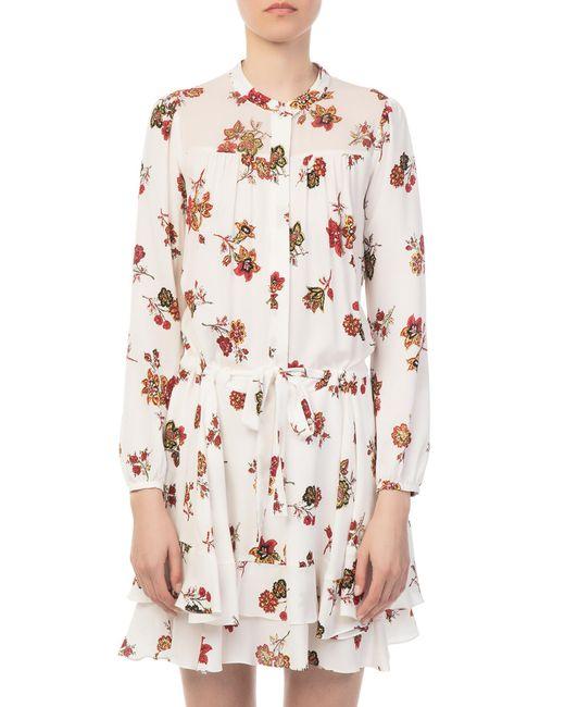 A.L.C. - Rori White Dress - Lyst