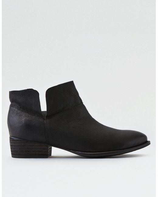 American Eagle | Black Seychelles Snare Bootie | Lyst