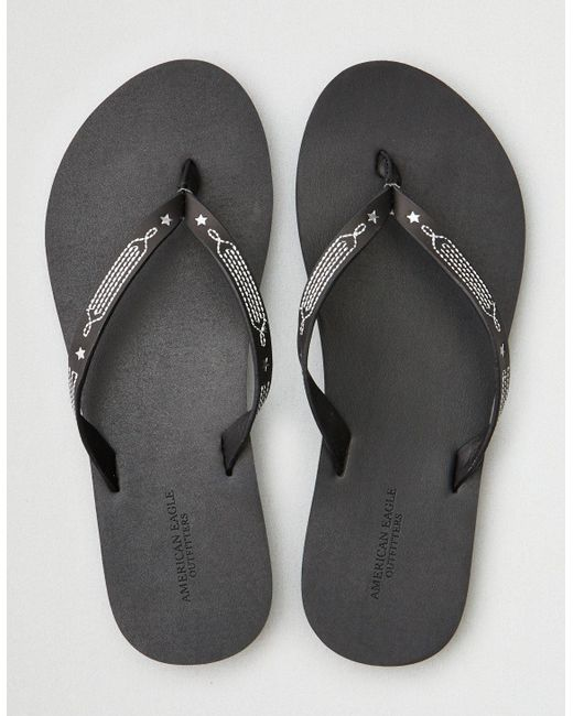 AE Western Leather Flip Flop cheap 100% guaranteed buy cheap very cheap countdown package online xEyL64