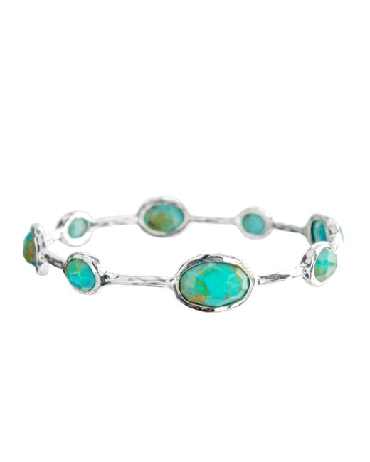 Ippolita | Blue Rock Candy Turquoise Bangle | Lyst