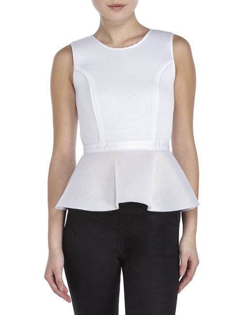 Find great deals on eBay for mesh peplum shirt. Shop with confidence.