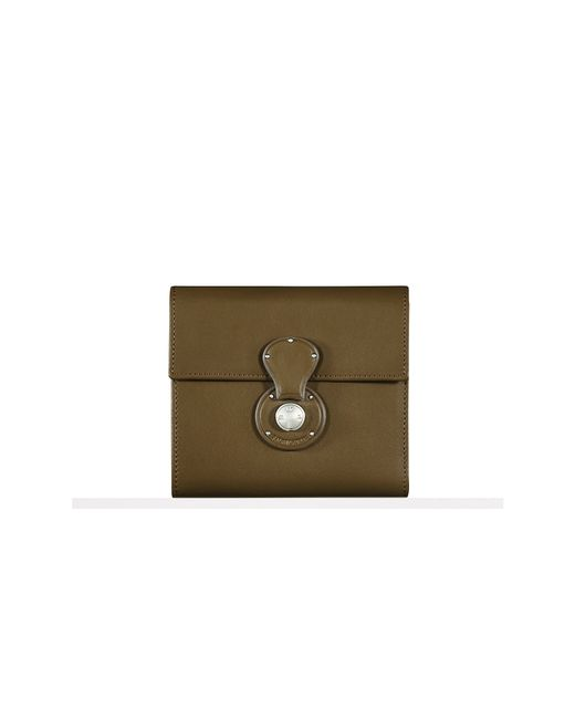 Pink Pony | Brown Soft Ricky French Purse Wallet | Lyst