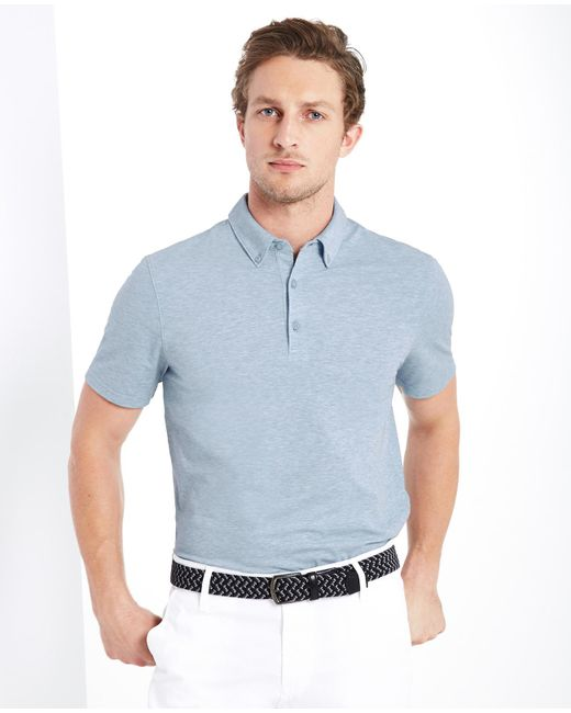 AG Jeans | Blue The Mensa Polo for Men | Lyst