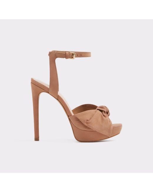 ALDO SUBLIMITY - High heeled sandals - light pink nPS1dslLSS