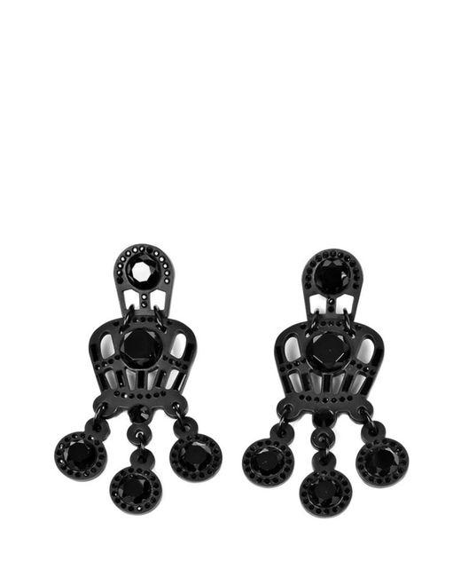 Tory Burch | Black Earrings | Lyst