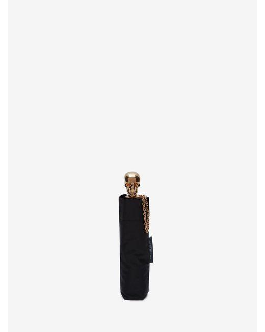 Alexander McQueen - Black Skull Umbrella - Lyst