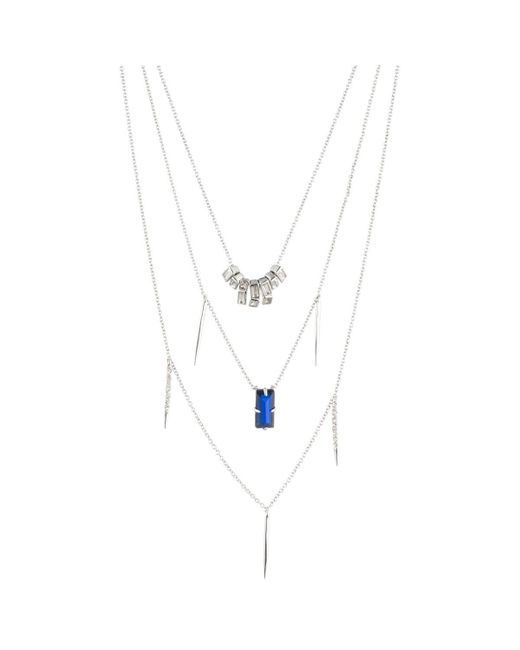 Alexis Bittar | Metallic Detachable Necklace Trio Pendant You Might Also Like | Lyst