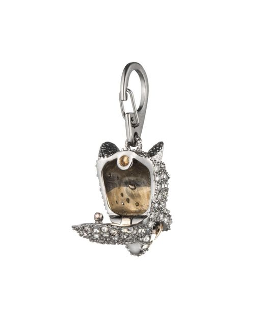 Alexis Bittar   Metallic Pave Panther Charm You Might Also Like   Lyst