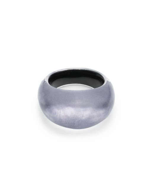 Alexis Bittar - Blue Oblong Bubble Ring - Lyst