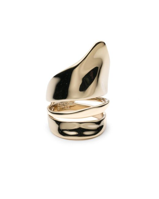 Alexis Bittar - Multicolor Liquid Gold Armor Ring You Might Also Like - Lyst