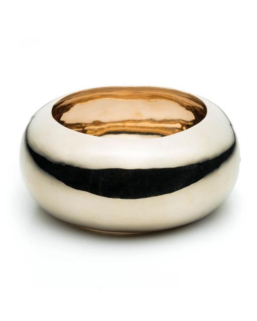 Alexis Bittar   Multicolor Large Liquid Metal Dome Bangle You Might Also Like   Lyst