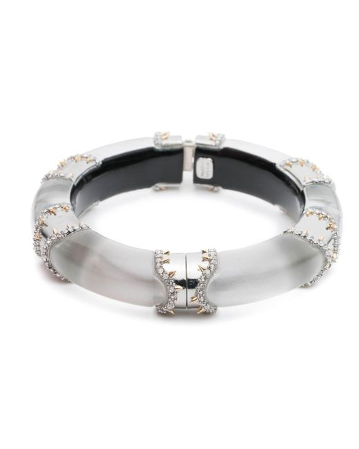 Alexis Bittar | Metallic Pavé Hinge Bracelet You Might Also Like | Lyst
