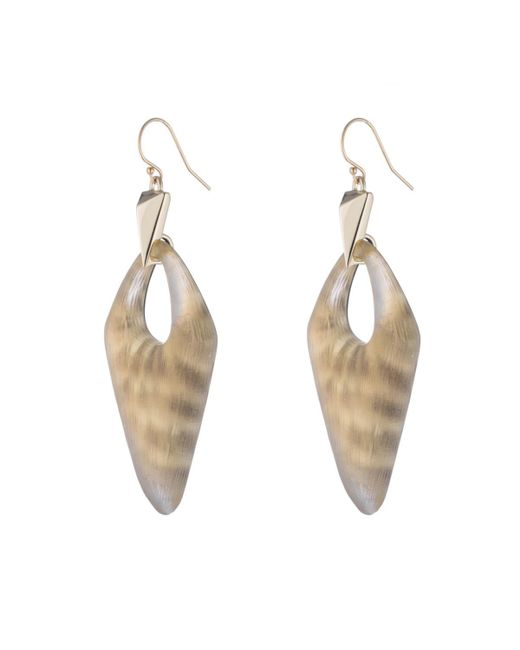 Alexis Bittar   Multicolor Pointed Pyramid Drop Earring You Might Also Like   Lyst