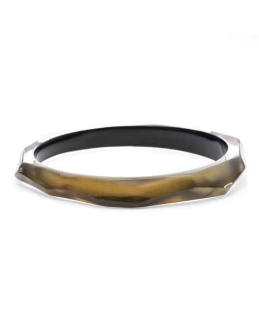 Alexis Bittar | Multicolor Skinny Faceted Bangle Bracelet You Might Also Like | Lyst