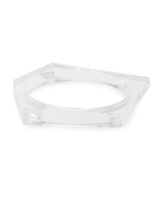 Alexis Bittar | Multicolor Asymmetrical Pentagon Bangle Bracelet You Might Also Like | Lyst