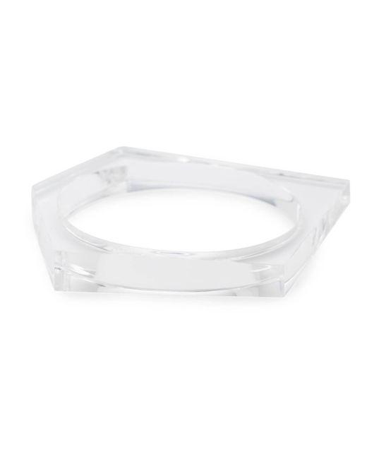 Alexis Bittar   Multicolor Asymmetrical Pentagon Bangle Bracelet You Might Also Like   Lyst