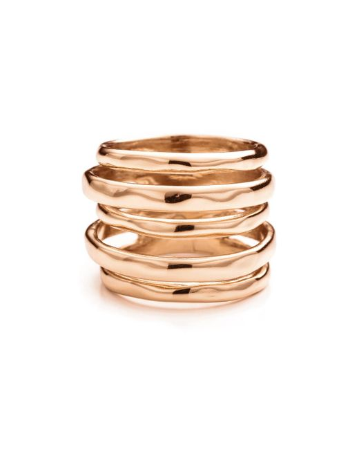 Alexis Bittar - Metallic Layered Ring - Lyst