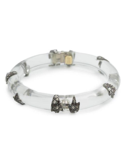Alexis Bittar | Metallic Crystal Encrusted Starburst Studded Hinge Bracelet You Might Also Like | Lyst