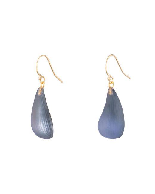 Alexis Bittar - Blue Dewdrop Earring - Lyst