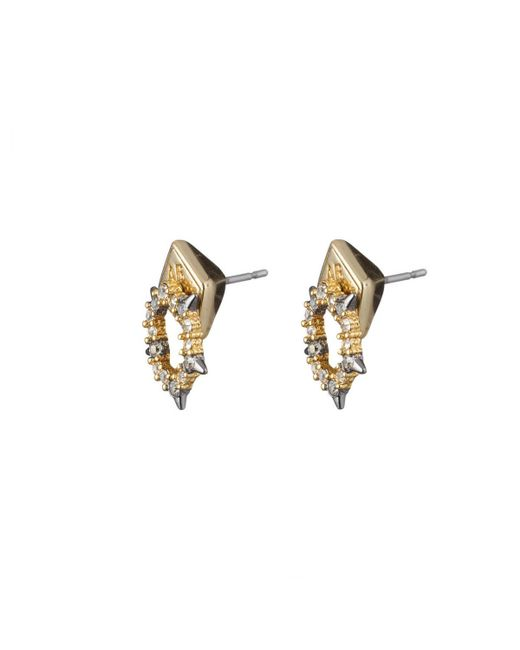 Alexis Bittar | Multicolor Crystal Encrusted Spiked Stud Earring You Might Also Like | Lyst