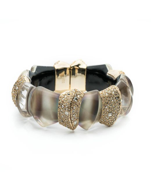 Alexis Bittar | Multicolor Sculptural Hinge Bracelet You Might Also Like | Lyst