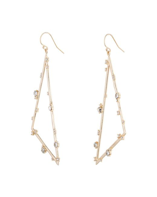 Alexis Bittar - Multicolor Satellite Crystal Wire Earring You Might Also Like - Lyst