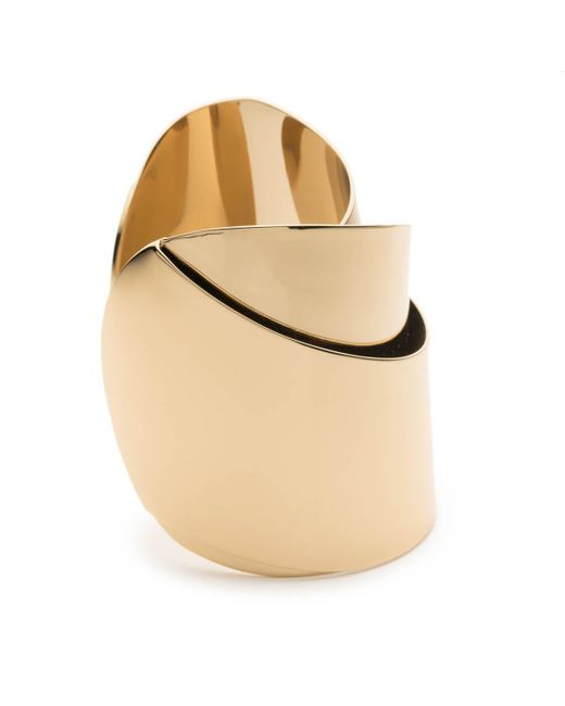 Alexis Bittar - Metallic Gold Ribbon Cuff You Might Also Like - Lyst