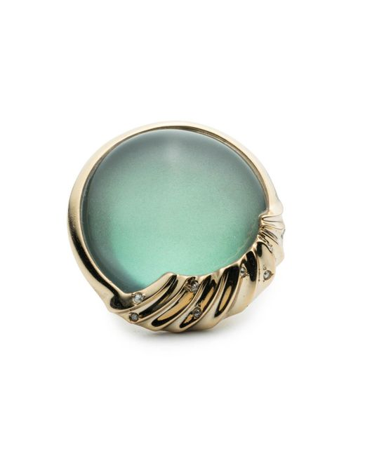Alexis Bittar | Multicolor Sculptural Sphere Cocktail Ring You Might Also Like | Lyst