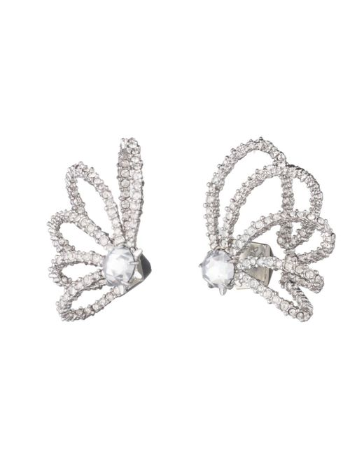 Alexis Bittar | Multicolor Crystal Lace Orbiting Post Earring You Might Also Like | Lyst