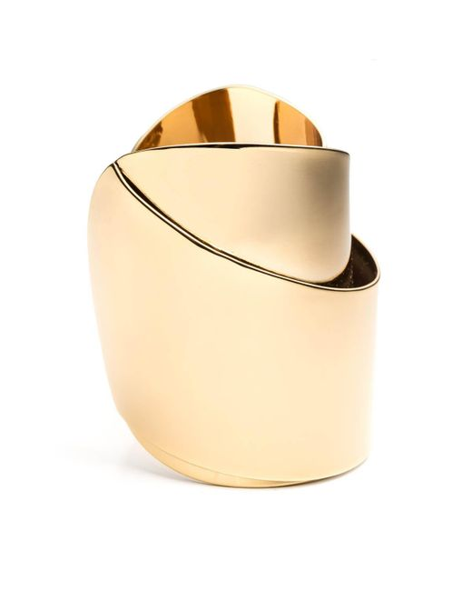 Alexis Bittar | Metallic Gold Ribbon Cuff You Might Also Like | Lyst