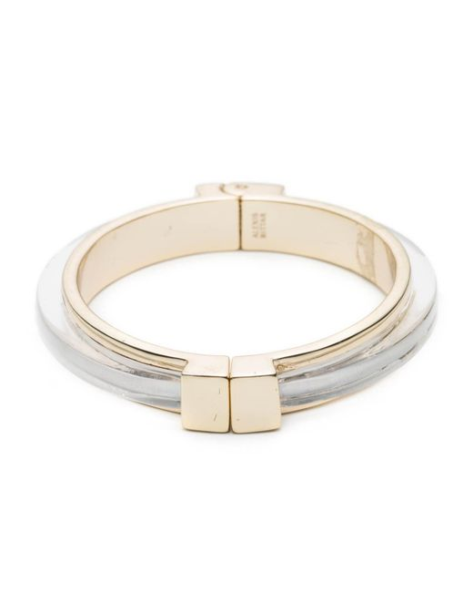 Alexis Bittar - Metallic Minimalist Hinge Bracelet You Might Also Like - Lyst