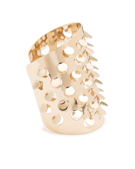 Alexis Bittar - Metallic Grater Cuff Bracelet You Might Also Like - Lyst