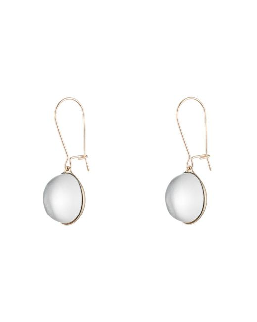 Alexis Bittar | Metallic Dangling Lucite Sphere Earring You Might Also Like | Lyst