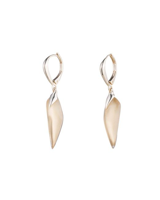 Alexis Bittar | Metallic Lever Back Drop Earring You Might Also Like | Lyst