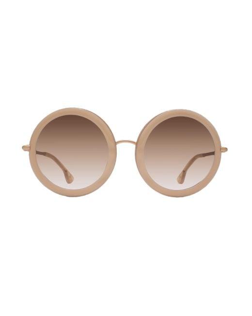 Alice + Olivia | Multicolor Beverly Sunglasses | Lyst