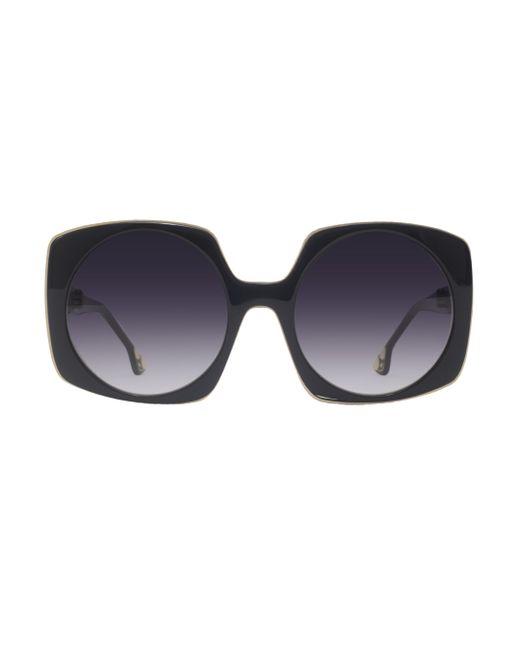 Alice + Olivia | Black Canton Sunglasses | Lyst